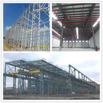 prefabricated heavy steel structure easy to install