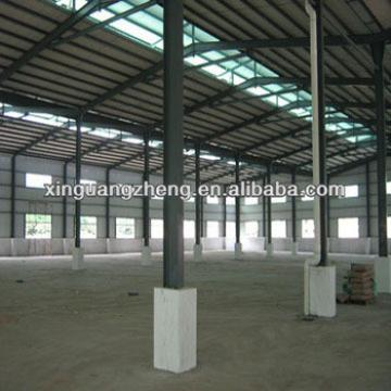 prefab steel factory warehouse