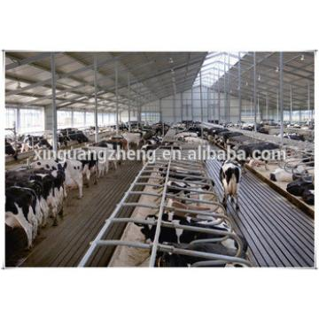 light prefabricated steel structure stable warehouse