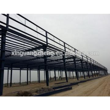 Popular portable prefabricated warehouse