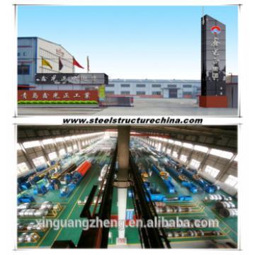 Chinese prefab steel structure workshop manufacturer