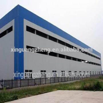 low cost prefab light steel structure warehouse/workshop manufacturer in China
