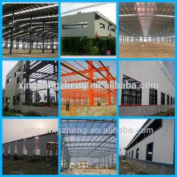 prefabricated warehouse shelf construction