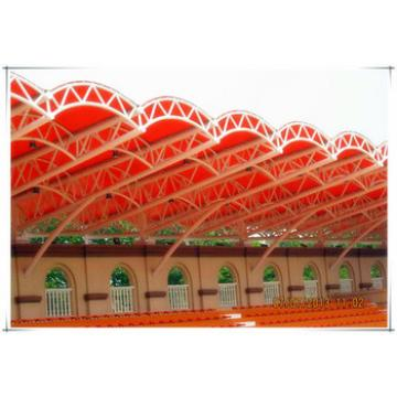 Long span pipe truss structure stadium/gym design and production turnkey project