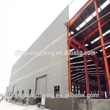 industrial steel structure building with high strength bolt