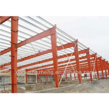 construction large span structural steel fabrication dubai