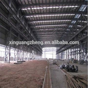 prefabricated workshop steel structure drawing construction