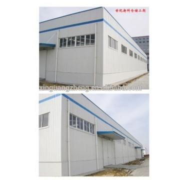warehouse construction costs/prefab steel structure