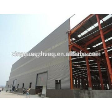 Prefabricated light steel structure fabricated warehouse building