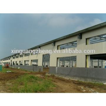 large span steel building light steel workshop