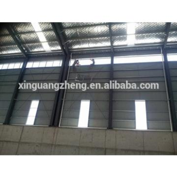prefabricated showroom warehouse china