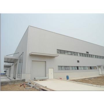 Prefabricated light steel prefab warehouse for sale