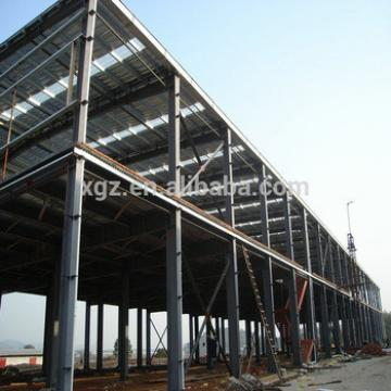 two story high rise ethiopia structural steel frame warehouse