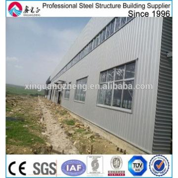 construction designed quick installation steel structure warehouse