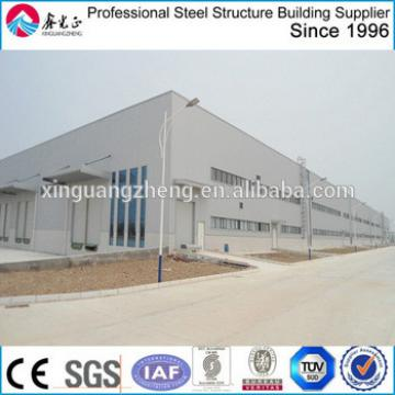prefabricated engineered steel structure warehouse