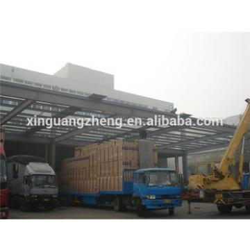 insulated high rise modular steel warehouse building