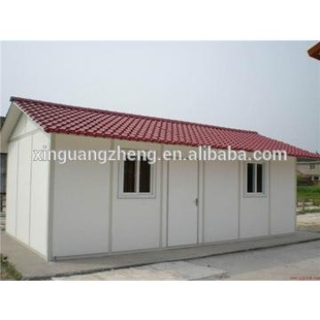 residential modern earthquake-proof prefabricated house