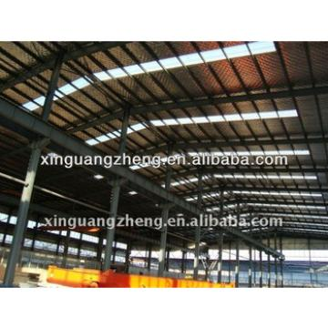 prefab light structural steel frame building