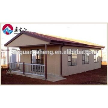 ready made temporary prefab house made in china