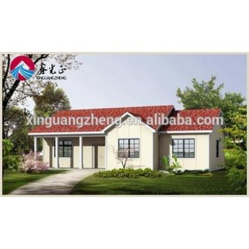 residential modern prefabricated modern house