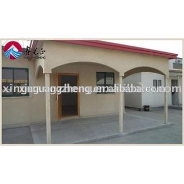 portal anti-seismic light steel frame structure house