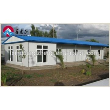 competitive metal cladding steel structure house