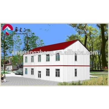 two story structrual steel framed houses
