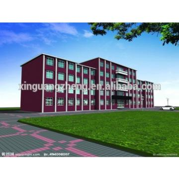 Energy-saving Environment-friendly EPS Cement prefabicated apartment,steel apartment building