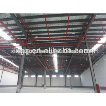 prebuilt competitive prefabricted steel warehouse