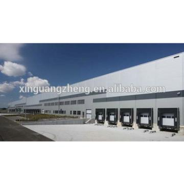 structrual customized ce approved steel structure warehouse