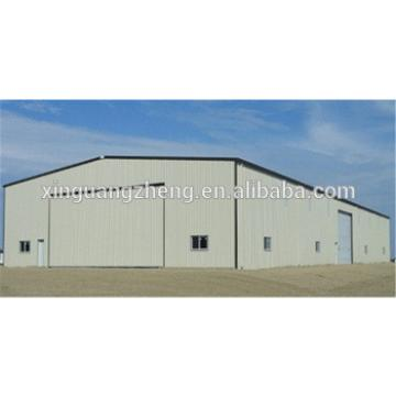 fast install pre-made quality prefab steel warehouse galvanized truss