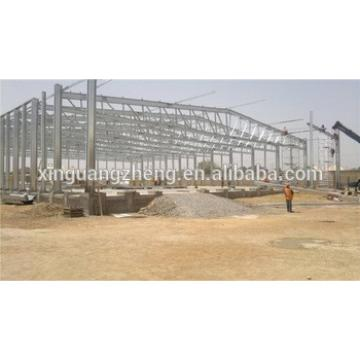 cost-effetive fast erection quality space frame steel warehouse construction