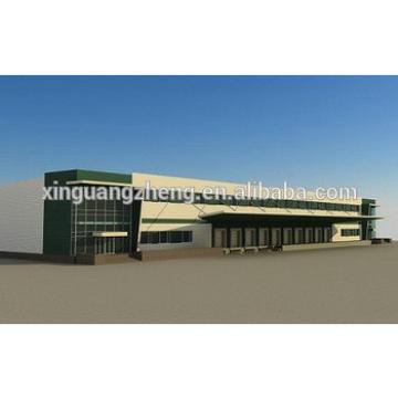 industry pre-engineered prefabricated steel sheet warehouse design
