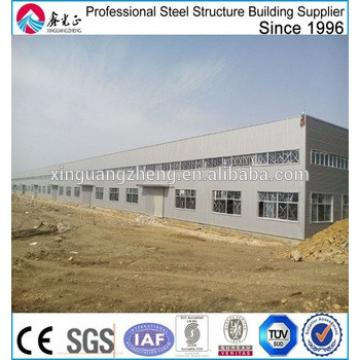 construction modern steel warehouse in ethiopia with installation