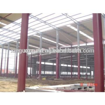 ISO & CE certificated removable iso9001 portal frame steel structure buildings