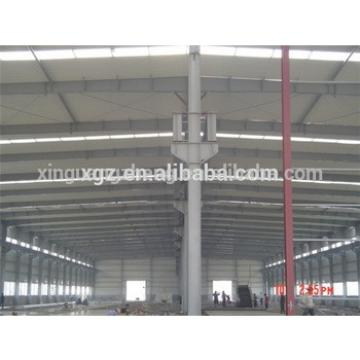structural prefab warehouse building