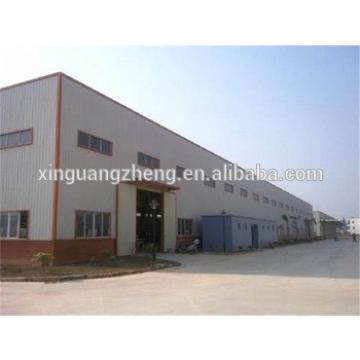 turnkey project cost-effetive prefabricated steel structure building shop