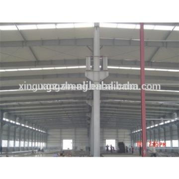 steel construction colour cladding building steel structure aircraft hangar