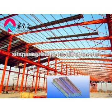 portal frame roof