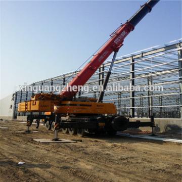 Prefab steel structure warehouse/storage manufacturer