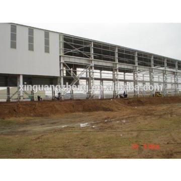 prefabricated steel frame warehouse, light steel frame warehouse