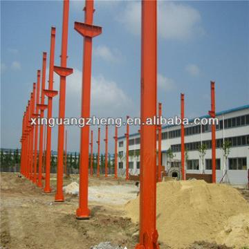 workshops & plants steel structure erection and fabrication warehouse building design
