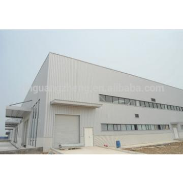 steel frame structure prefabricated modular building industrial warehouse