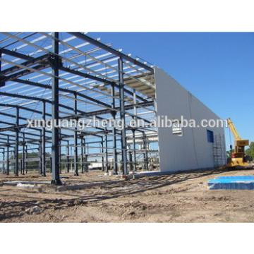 CHINA low cost structure steel fabrication