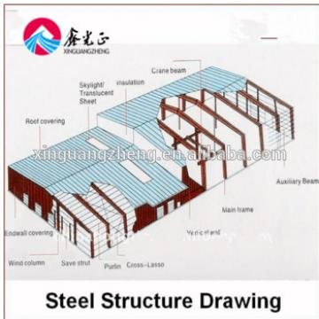 xgz china steel structure with good price