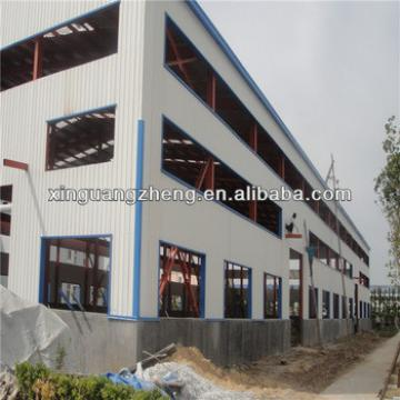 metal frame roof steel frame warehouse roofing material agriculture warehouse