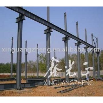 prefabricated concrete warehouse light steel plant