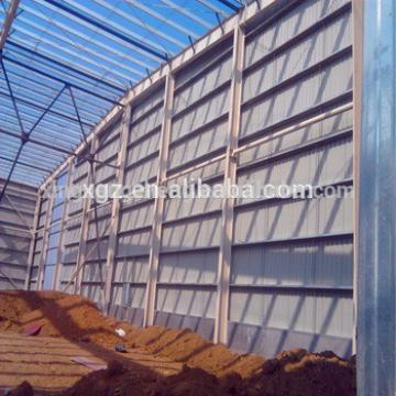 Angola Cheap Prefab Modular Warehouse Set