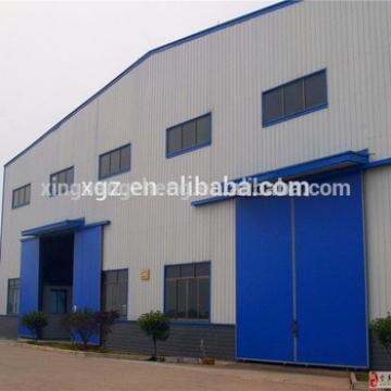 Modern Design Steel Structure Ethiopia Prefab Warehouse