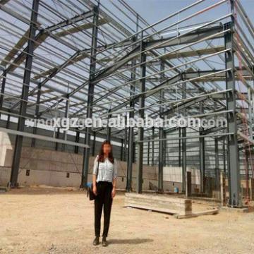 China Low Price Light Steel Prefabricated Warehouse/Hangar